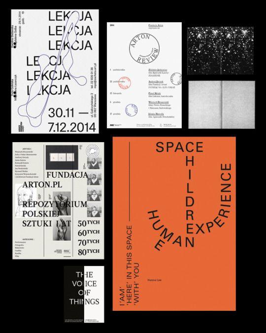 work from Warsaw based Marcel Kaczmarek.