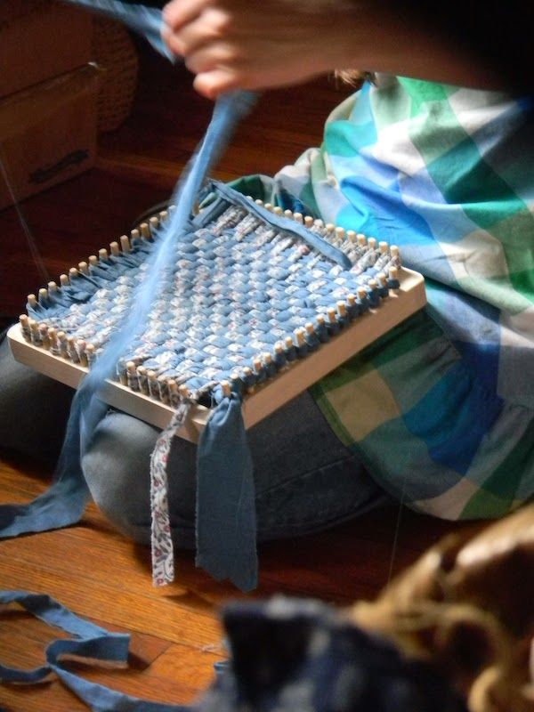 Homestead Blessings pretty potholder | Weaving, Looms ...