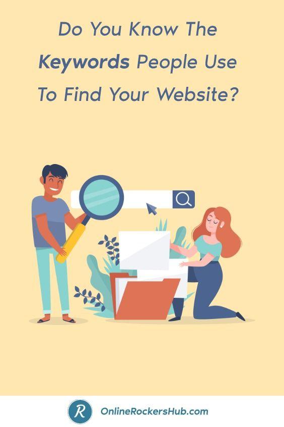 Wie man die Schlüsselwörter sieht, mit denen die Leute Ihre Website finden (2019)