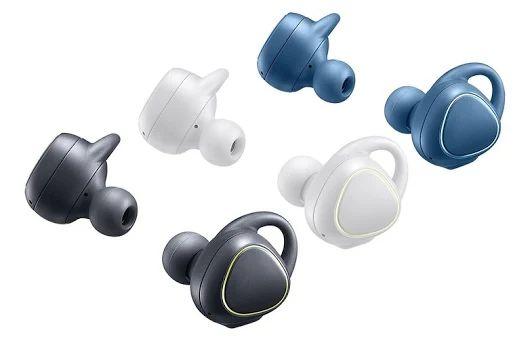 Völlig kabellos: Samsungs In-Ear-Kopfhörer Gear IconX und Fitness-Tracker Gear Fit 2 vorgestellt - AndroidPIT