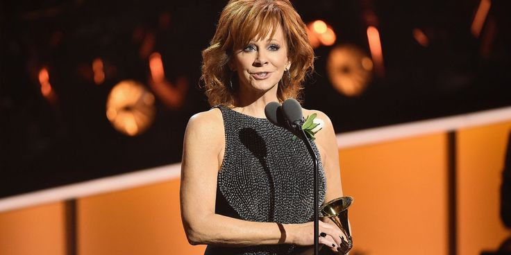 Reba McEntire's Grammy Award Acceptance Speech Will Get You All Choked Upcountryliving