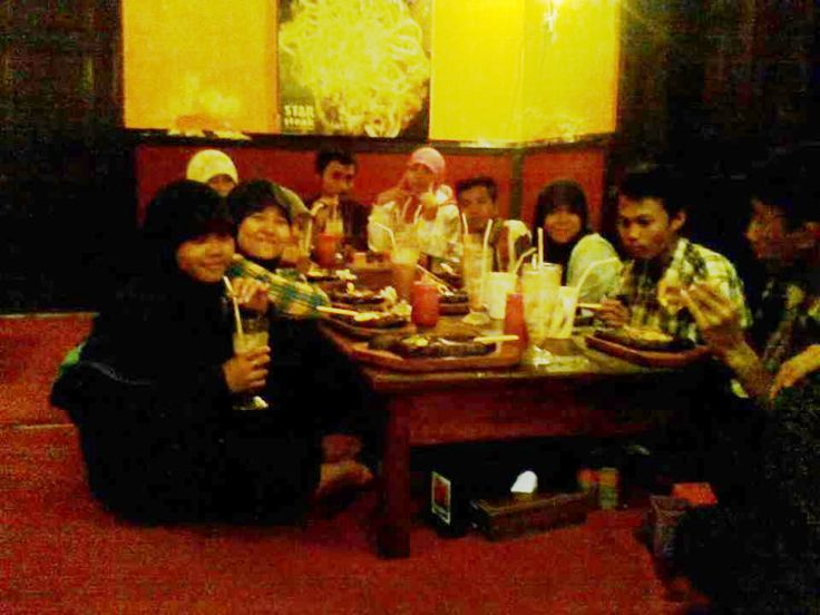 Buka Bersama w/ Gmc At Star Steak