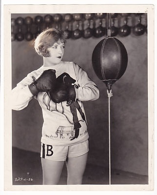 "Silent Film Star Marion Davies Movie Still MGM's "" The Fair Co-ed "" 1927"