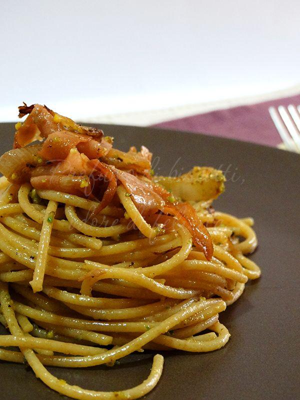 spaghetti alla mortadella