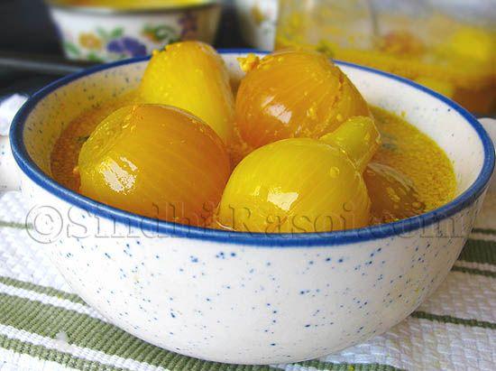 Basar Ji khatairn  Onion Pickle  No Oil Pickle   Sindhi Rasoi  Sindhi Recipes