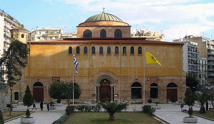 Hagia Sophia - Thessaloniki, Thessaloniki