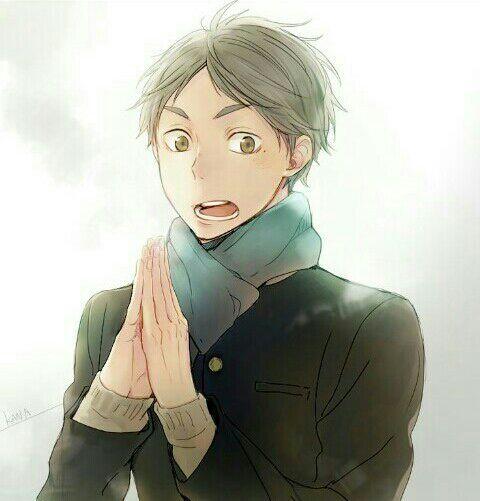 Haikyuu - Preferencje | Anime boys | Haikyuu, Sugawara
