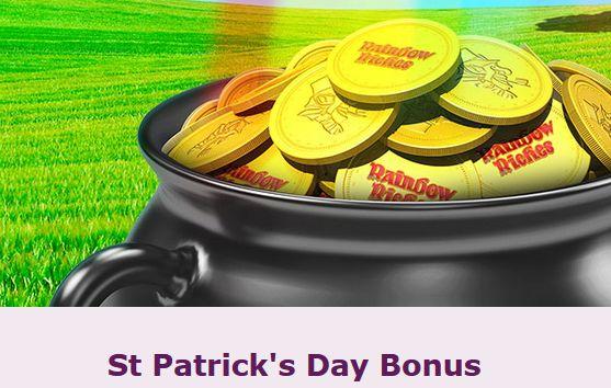 Happy St. Patrick's Day - Grab £5 Bingo Bonus & £5 Slots Bonus bet365 Bingo!