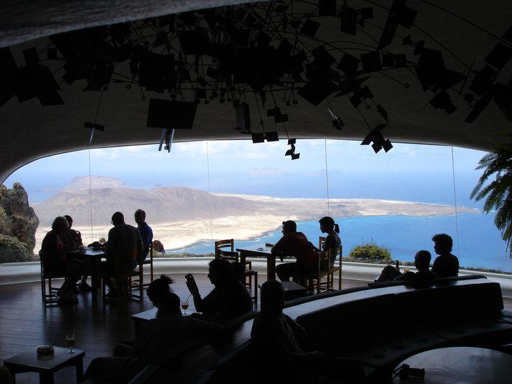 Mirador del Rio, Lanzarote, Cesar Manrique