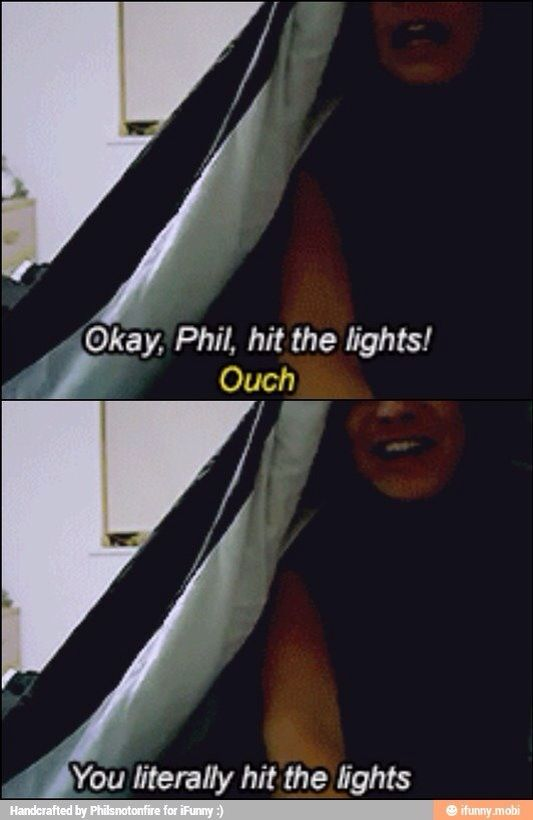 Dan and Phil are just too adorkable. (I wish they were my friends!!!)