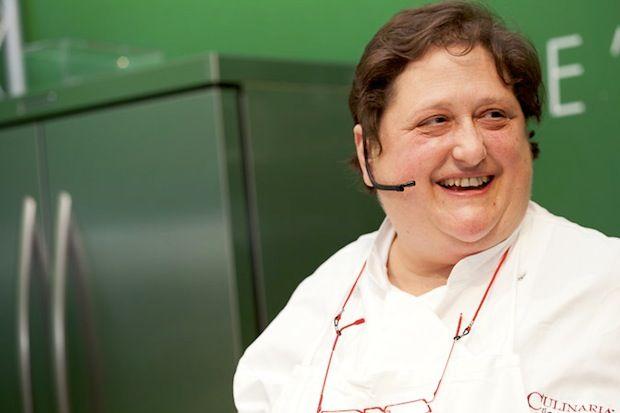 Valeria Piccini | Culinaria Il gusto dell'Identità #culinaria14 #unfioreincucina www.culinaria.it