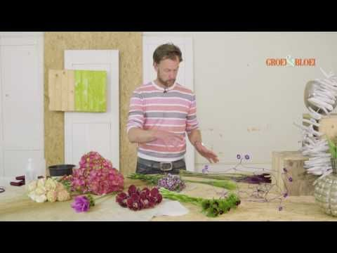Leurs Tip van de week: Vlecht van berengras - YouTube