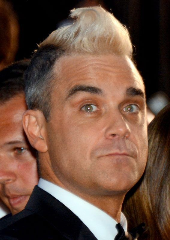 February 13, 1974 ♦ Robbie Williams, English singer, songwriter and actor.