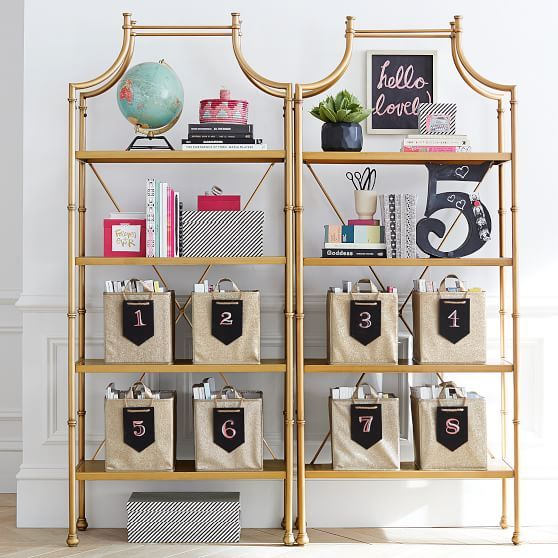 find this pin and more on house love this faux bamboo maison bookcase from pb teen
