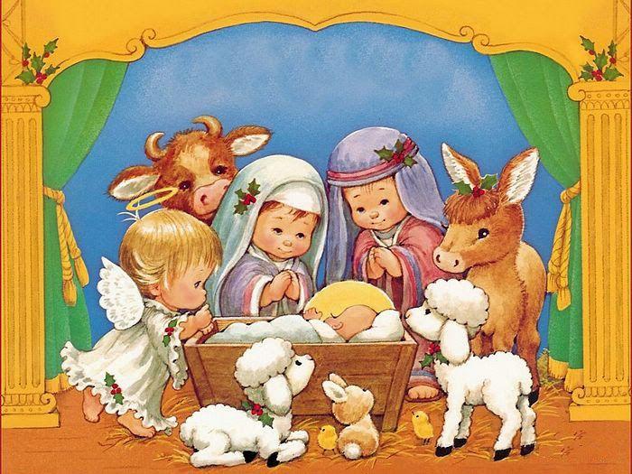 33 imágenes del Nacimiento de Jesús, Pesebres, Sagrada Familia, Estrella de Belém, Reyes Magos y Natividad. | Banco de Imagenes