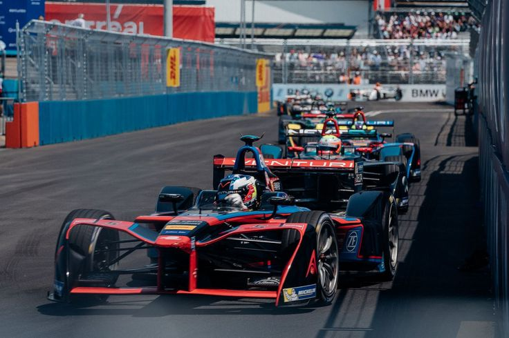Nissan is joining EV racing series Formula E next year