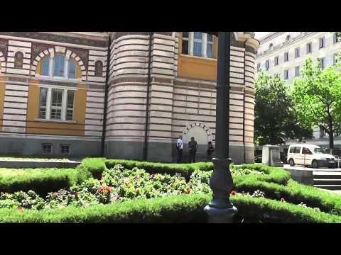 София (Болгария). Экскурсия по городу / Sofia (Bulgaria). City tour