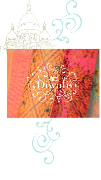Diwali is one of my very favorite shops in Paris.  I love the one on Ile St. Louis.  Scarves, earrings and lots and lots of presents!