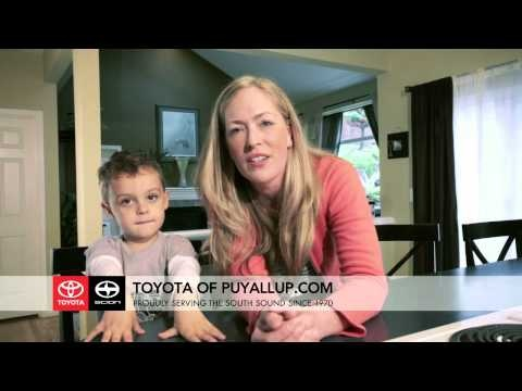 Xander - Toyota of Puyallup Commercial