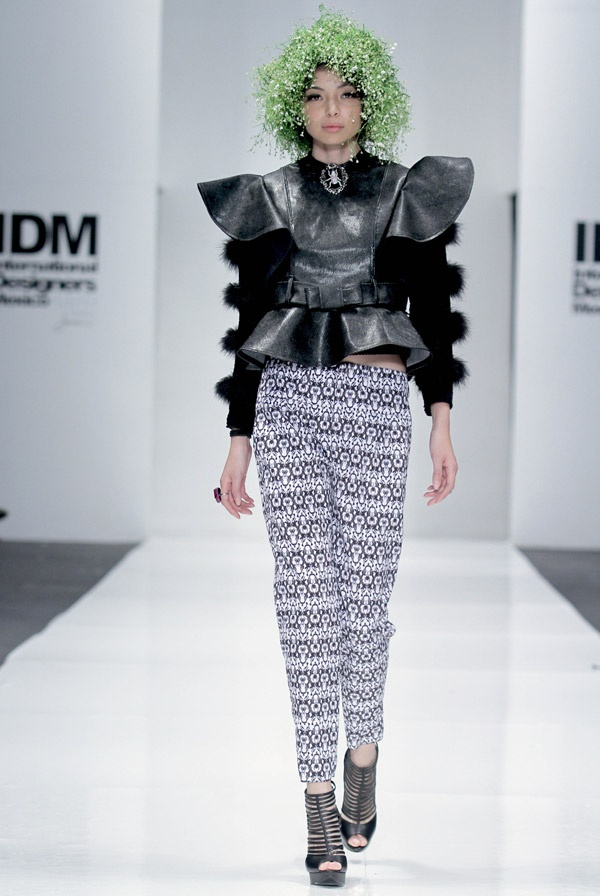 PUNTO en International Designers México FW 2012