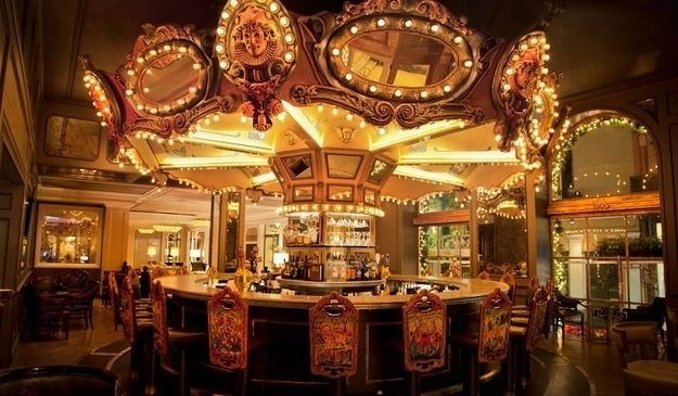 Carousel Bar and Lounge, Hotel Monteleone   10 Places To Get Literary And Drunk In New Orleans