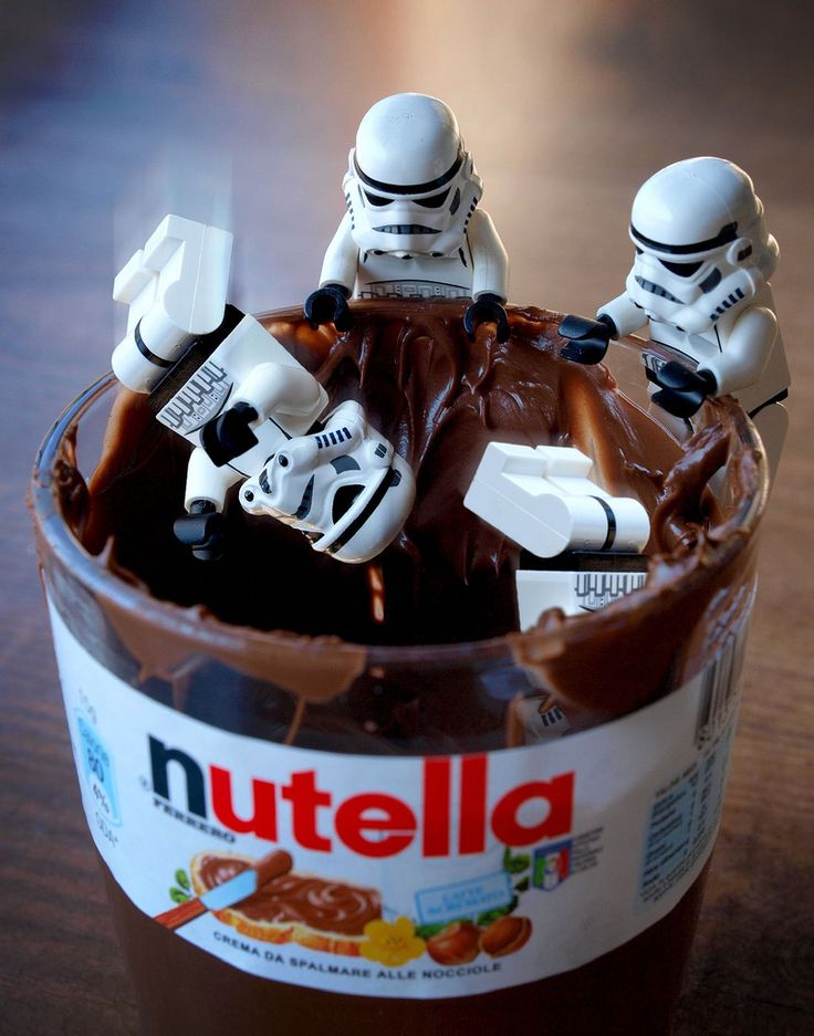 Chocoholic Troopers | by Digger Digger Dogstar