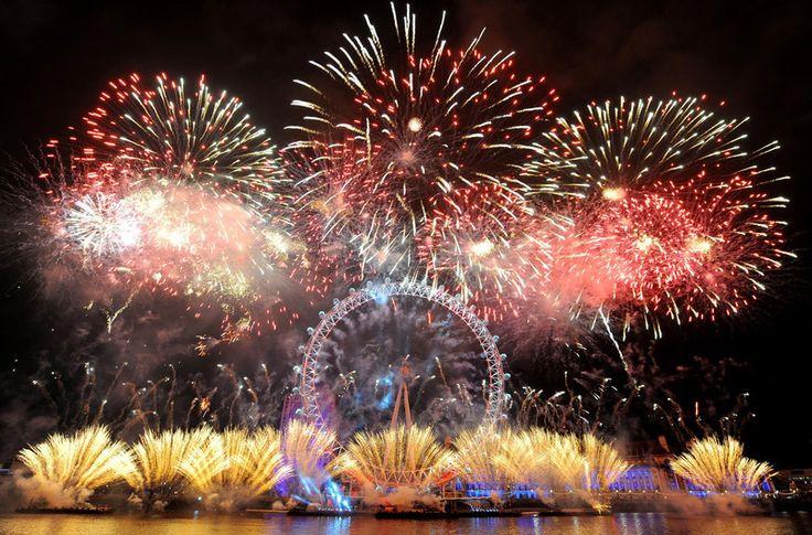 Britain New Year'sカウントダウンパーティー東京大阪