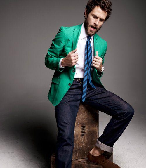 Blazers Elevator: Moda Hombre, Moda Y Moda Estilo