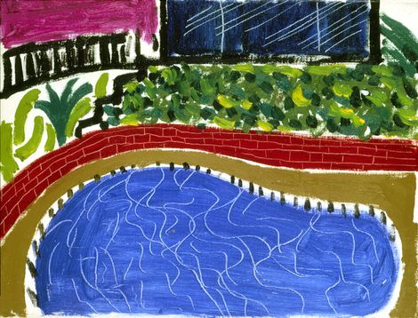 296 Best David Hockney Images On Pinterest Contemporary Art David Hockney And Modern Art