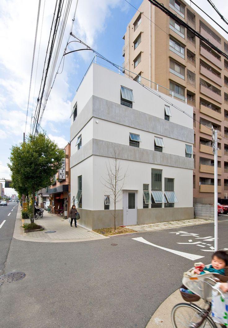 Kimura Matsumoto . K House . Osaka (1)