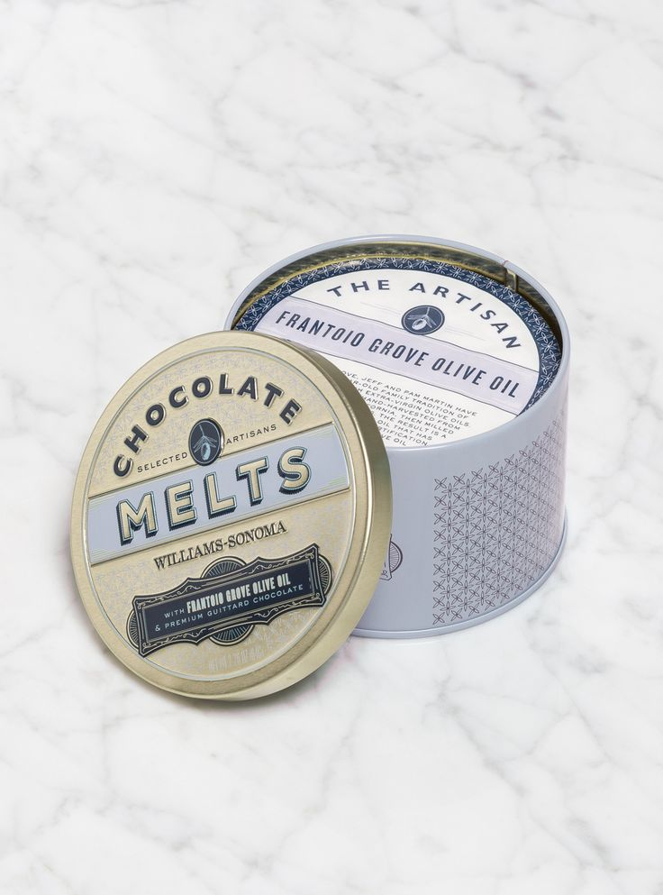 Williams-Sonoma packaging by Here Design