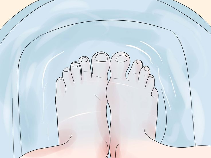 How to Remove Dry Skin from Your Feet Using Epsom Salt -- via wikiHow.com