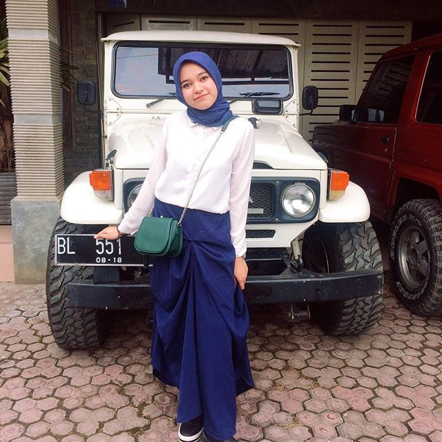 Kesayangan Papa Tapi Yg Mana Beautiful Hijab Fashion Mana