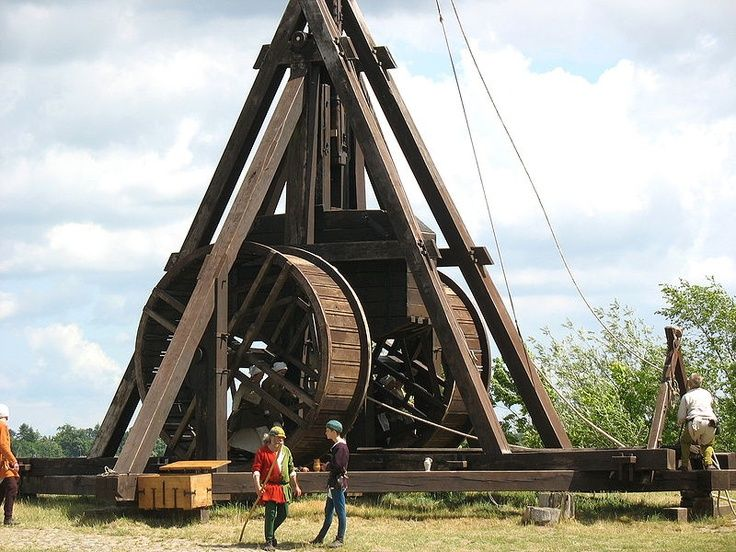 Plans For A Floating Arm Trebuchet Woodworking Projects Plans