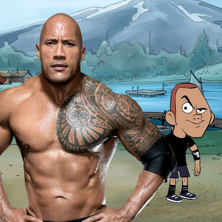 Can you SMELLLL what The Rock is cooking at #CampWWE?