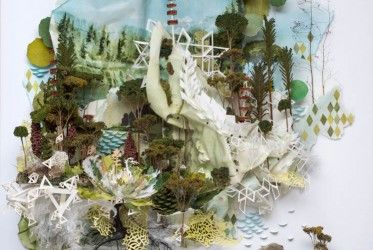 Euclide's work is featured on the 2012 Grammy Award winning album covers of the musical group Bon Iver and the cover of McSweeney's Quarterly Concern #43.