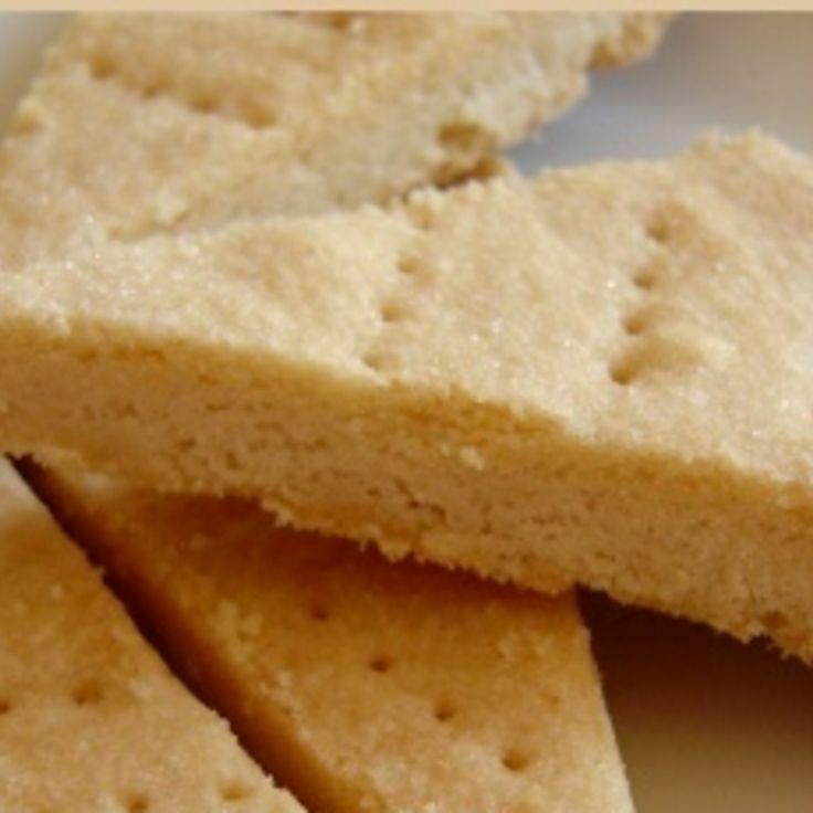 Real Deal Irish Shortbread Cookies Recipe | Just A Pinch Recipes