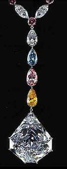 The Paragon Diamond: Famous Large Diamonds - Chatelaine's Gemstones, Antiques and Appraisals Magazine