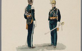 10e regiment lanciers 1820