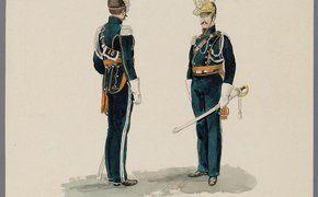 10e regiment lanciers 1820