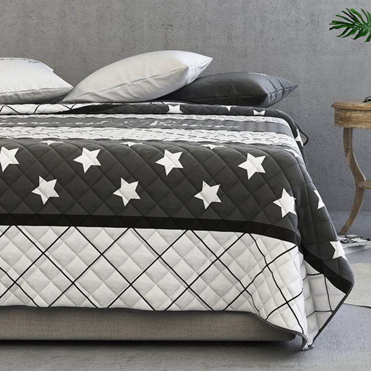 Narzuta SH LIVING - LA MAISON - narzuta na łóżko 220x240 cm - NieMaJakwDomu