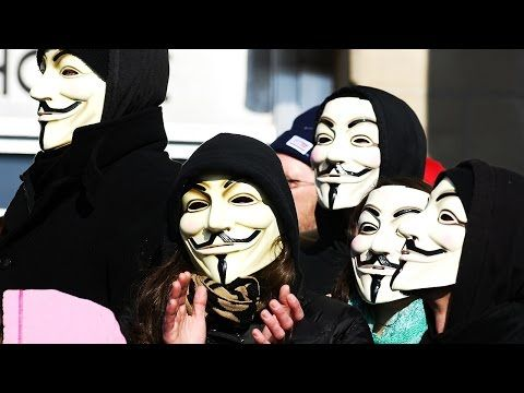 Anonymous - We must stop what is coming... (Message to All Nations 2017-2018) - YouTube