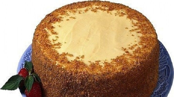 Очень простой и необычный рецепт вкусного торта. Попробуйте обязательно! Когда мало времени, можно всегда, на скорую руку, приготовить этот тортик. Минут 10 уйдет на приготовление теста и минут 10 на приготовление крема, а все остальное сделает духовка. Результат вас обязательно обрадует и ваша семья будет в восторге!