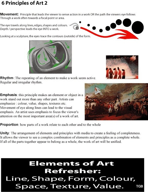 189 best Art Ed- Elements and Principles images on Pinterest Art - new modern periodic table elements arranged according