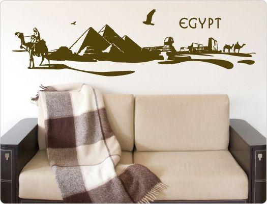 Ägypten Wandtattoo Afrika