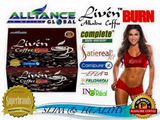 Mae Paloma: Liven BURN Coffee