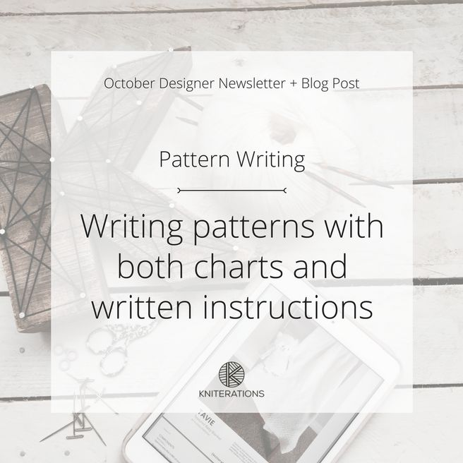 75 best knitwear designer resources images on pinterest breien pattern writing writing patterns with both charts and written instructions ccuart Images