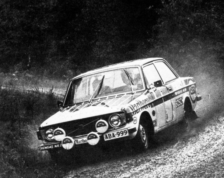 Volvo 142 Rally - This photo was uploaded by autohabit.
