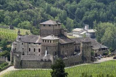 Castello Sarriod de La Tour aosta