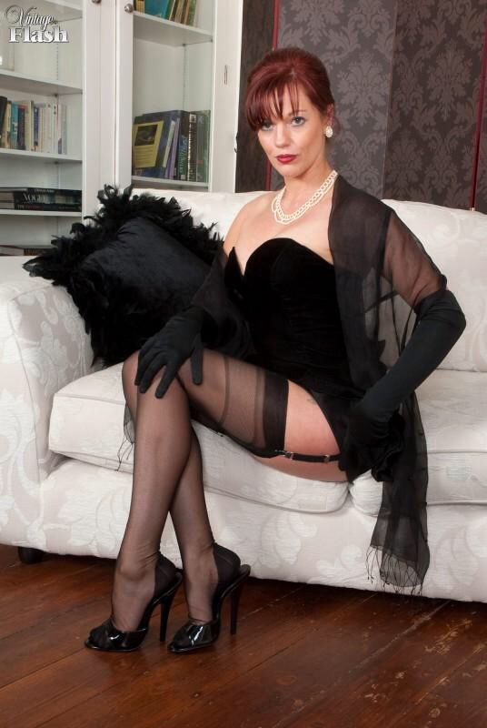Classy Pantyhose Doesn T 71